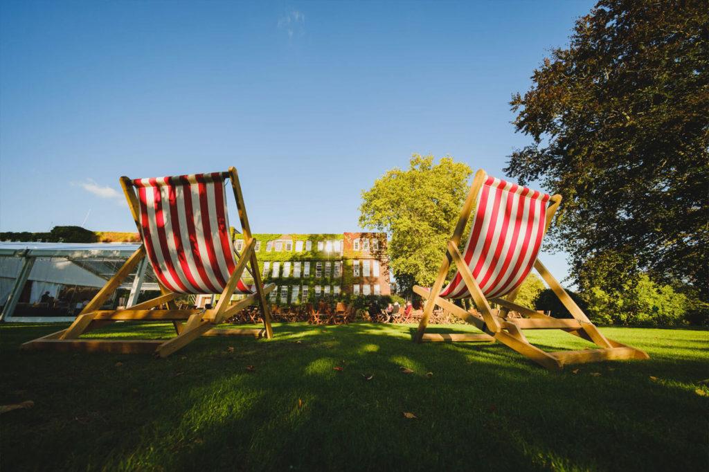York Lawns Beach Seating
